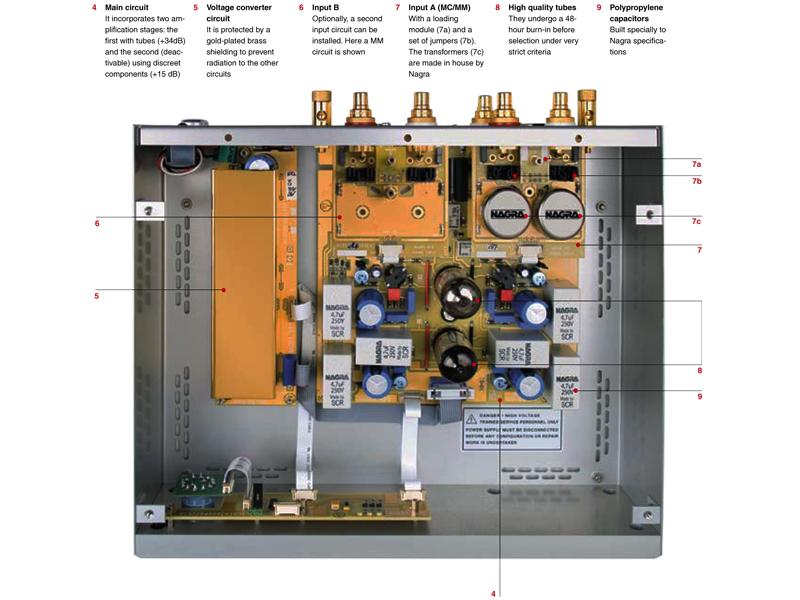КРАТКОЕ ОПИСАНИЕ.  Ламповый фонокорректор для виниловых проигрывателей.  Ламповый фонокорректор NAGRA VPS...