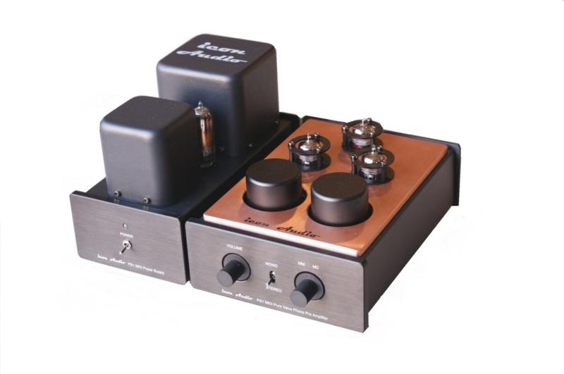 фонокорректоры.  КРАТКОЕ ОПИСАНИЕ.  Ламповый фонокорректор для виниловых проигрывателей.  Для катриджей ММ/МС типа.